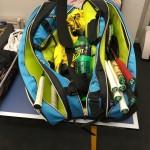 Hvad er forskellen på de forskellige badmintontasker?